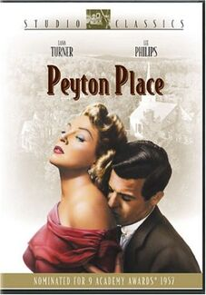 Peyton Place DVD Cover