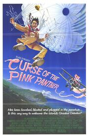 1983 - Curse of the Pink Panther Movie Poster