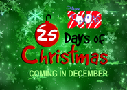Disney XD Toons 25 Days Of Christmas Coming In December 2018