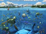 Opening to Finding Nemo 2003 Theater (Regal Cinemas)