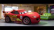World Grand Prix Lightning McQueen