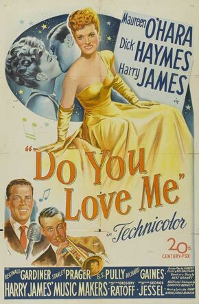 1946 - Do You Love Me poster
