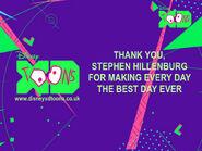 Disney XD Toons Stephen Hillenburg (1961-2018) UK Promo 2018