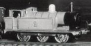 Rev. W. Awdry's Thomas model
