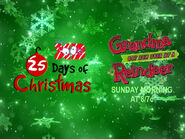 Disney XD Toons 25 Days Of Christmas Grandma Got Run Over By A Reindeer Promo 2018