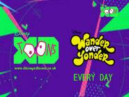 Disney XD Toons Wander Over Yonder Promo 2017 (UK)