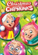 Christmas With The Chipmunks (DVD)