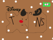 Disney XD Toons Christmas Grizzly (UK, 2017)