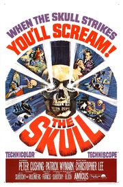 1965 - The Skull Movie Poster