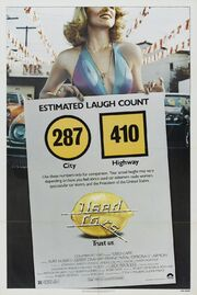 1980 - Used Cars Movie Poster