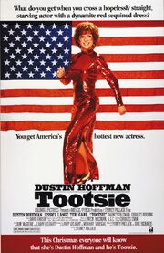1982 - Tootsie Movie Poster