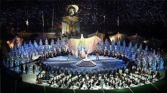 Super Bowl 34 Halftime Show Disney Millennium Celebration