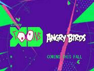 Disney XD Toons Angry Birds Promo 2017