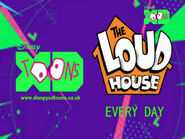 Disney XD Toons The Loud House Promo 2017 (UK)