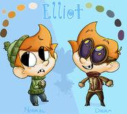 Elliot ref by zakeno