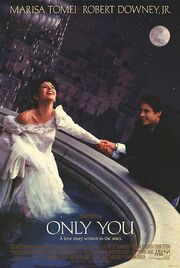 1994 - Only You Movie Poster