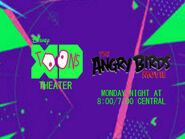 Disney XD Toons Theater The Angry Birds Movie Promo 2017