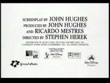 101 Dalmatians 1996 credits from trailer