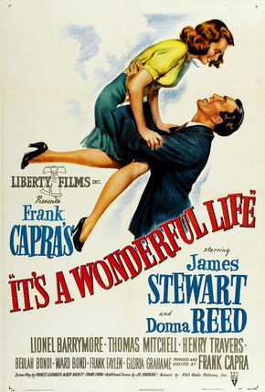 1946 - It's a Wonderful Life poster