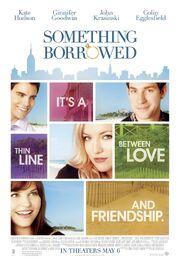 2011 - Something Borrowed Movie Poster