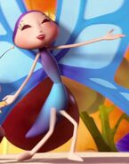 Beatrice the Butterfly (Maya the Bee Movie)
