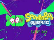 Disney XD Toons Spongebob Squarepants Promo 2017