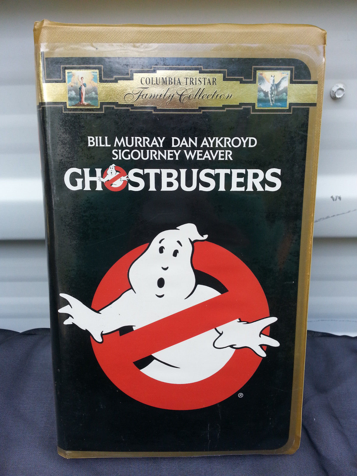 opening to ghostbusters 1999 vhs (columbia tristar & warner home
