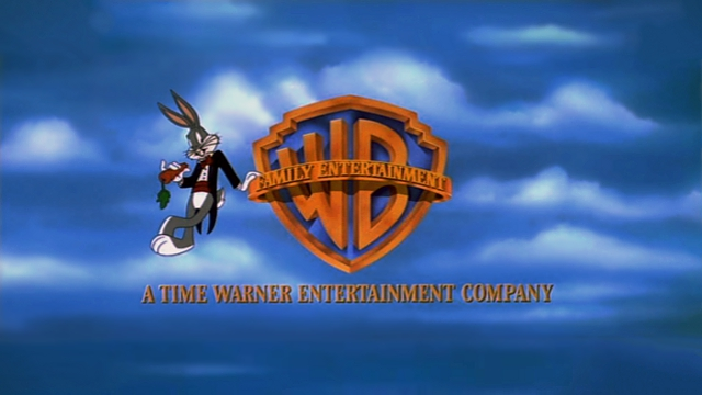 Family Entertainment  Logo Silent Wbfe  Open Matte This Was Taken From The Fake Vhs Opening Previews From James And The Giant Peach