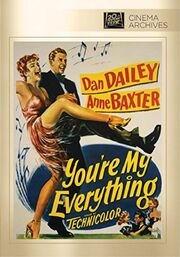 1949 - You're My Everything DVD Cover (2016 Fox CInema Archives)