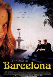 1994 - Barcelona Movie Poster