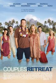 2009 - Couples Retreat Movie Poster