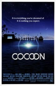 1985 - Cocoon Movie Poster