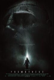 2012 - Prometheus Movie Poster