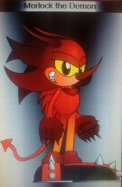 (05) Merlock the Demon