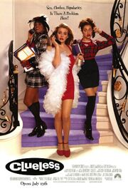 1995 - Clueless Movie Poster