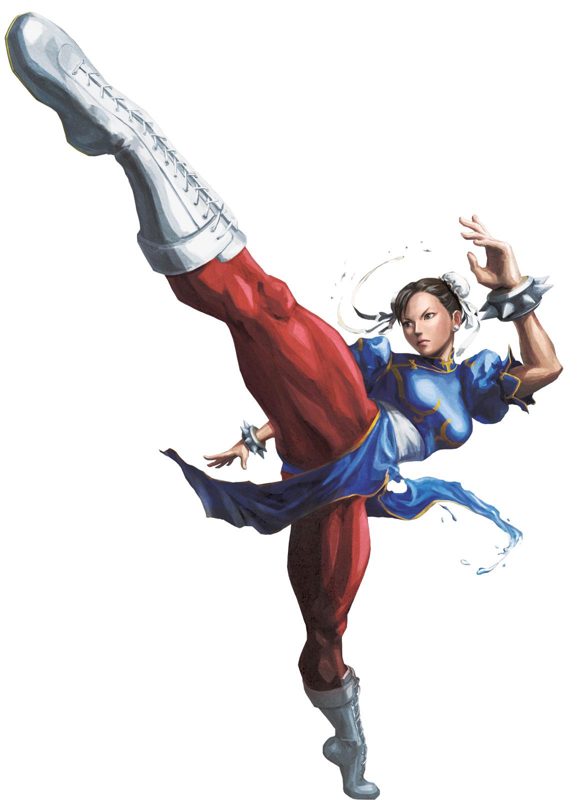 Street Fighter Chun-Li Wallpapers - Wallpaper Cave