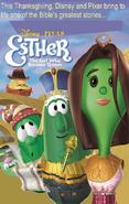 Disney Pixar Esther Poster