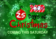 Disney XD Toons 25 Days Of Christmas Coming This Saturday 2018