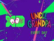 Disney XD Toons Uncle Grandpa Promo 2017