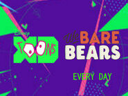 Disney XD Toons We Bare Bears Promo 2017