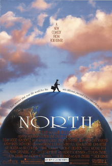 North (1994) Poster