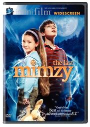 2007 - The Last Mimzy (DVD Cover - Widescreen Infinifilm Edition)