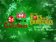 Disney XD Toons 25 Days Of Christmas How The Toys Saved Christmas Promo 2018