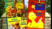 Sesame Street Video and Audio Promo