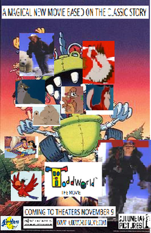ToddWorld The Movie (2001) Poster