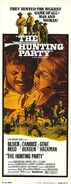 1971 - The Hunting Party Movie Poster 2