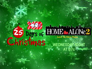 Disney XD Toons 25 Days Of Christmas Home Alone 2 Lost In New York Promo 2018