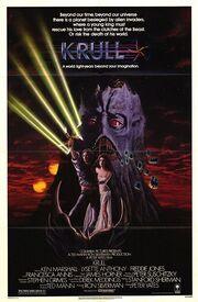 1983 - Krull Movie Poster