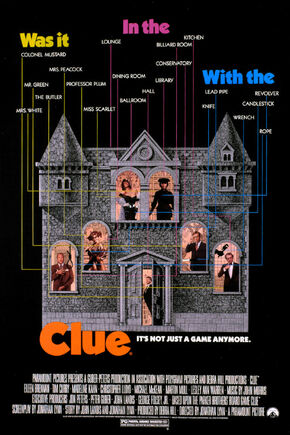1985 - Clue