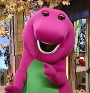 Barney in Barney Songs